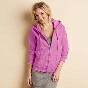 Women's Heavy Blend™ full zip hoodie