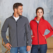 Women's contemporary softshell