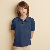 Kids DryBlend™ jersey knit polo