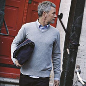 Cambridge knit sweater