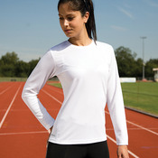 Women's Spiro quick-dry long sleeve t-shirt